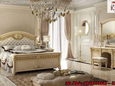 Giá giường ngủ cổ điển   giường ngủ giá rẻ tại q2, q7, bình thạnh, gò vấp 2