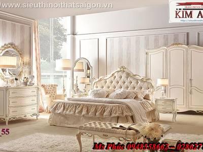Giá giường ngủ cổ điển   giường ngủ giá rẻ tại q2, q7, bình thạnh, gò vấp 5