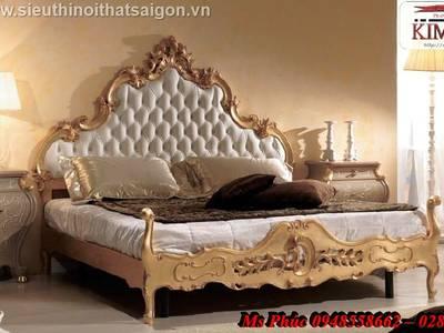 Giá giường ngủ cổ điển   giường ngủ giá rẻ tại q2, q7, bình thạnh, gò vấp 11