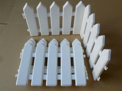 Hàng rào nhựa đẹp lắp ghép trang trí noel cho trẻ em bé 4