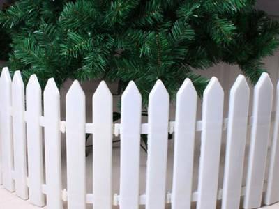 Hàng rào nhựa đẹp lắp ghép trang trí noel cho trẻ em bé 5
