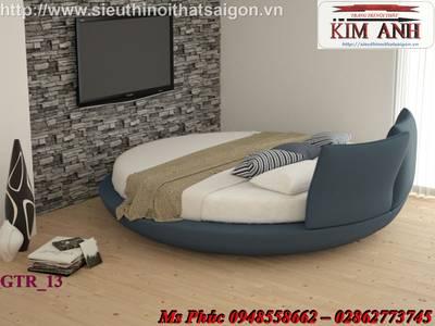 Giường tròn giá rẻ tphcm thanh lý gấp tại gò vấp, q2, q7 4
