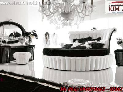 Giường tròn giá rẻ tphcm thanh lý gấp tại gò vấp, q2, q7 5