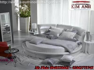 Giường tròn giá rẻ tphcm thanh lý gấp tại gò vấp, q2, q7 7