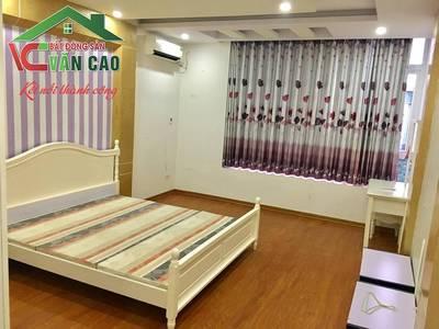 Cho thuê Nhà Văn Cao Hải Phòng đẹp 3,5 tầng, 4 phòng ngủ đầy đủ nội thất để ở 6