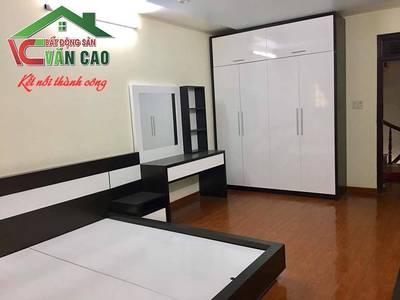 Cho thuê nhà Văn Cao 4,5 tầng nội thất tiện nghi để ở hoặc làm văn phòng 1