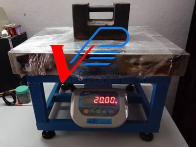 Cân điện tử - cân bàn khung hộp EHW - HP Đài Loan 30kg-60kg-150kg-300kg-500kg 0