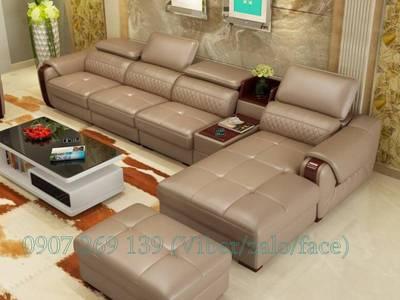 Sofa phòng khách đẹp   sofa phòng khách cao cấp giá tại xưởng sản xuất GMHOMES 1