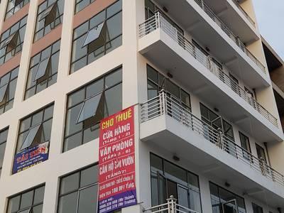 Nam Định Tower Cho Thuê Văn phòng , cửa hàng , nhà ở sân vườn 0