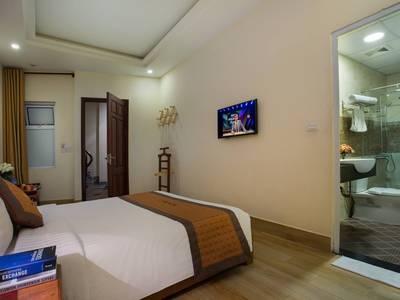 Khách sạn nào giá rẻ, uy tín gần Trường Đại học Kinh tế Quốc dân 5
