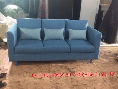 Sofa đôi   sofa băng dài đẹp cho phòng khách nhỏ, quán cafe tuyệt đẹp 1