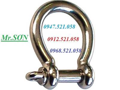 Kho Cáp inox 304,cáp lụa bọc nhựa các màu,tăng đơ inox,mã ní inox,puly inox,khoá cáp inox, bán rẻ. 7