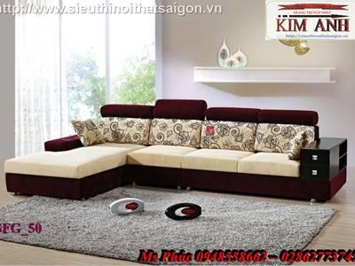 Sofa góc giá rẻ tphcm, sofa góc nhỏ gọn, giá sofa góc bọc vải bố, nỉ tại Đà Lạt, Đồng nai 7