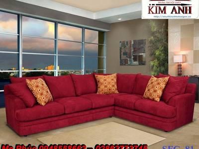 Sofa góc giá rẻ tphcm, sofa góc nhỏ gọn, giá sofa góc bọc vải bố, nỉ tại Đà Lạt, Đồng nai 16