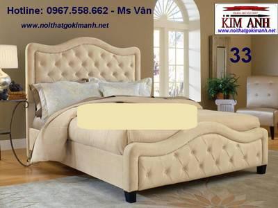 Giường ngủ cổ điển - giường cổ điển châu âu 14