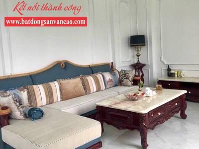 Cho thuê nhà 5 tầng full nội thất tiện nghi: 4 - 6 phòng ngủ Văn Cao, Lê Hồng Phong/ Hải Phòng 0