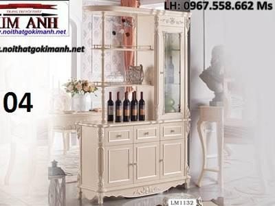Tủ rượu tân cổ điển   tủ đựng rượu phong cách tân cổ điển 9