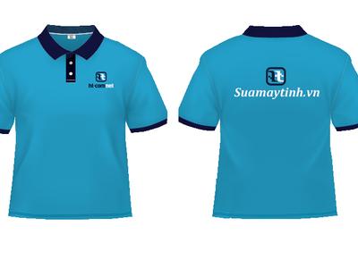 May áo thun đồng phục công ty giá rẻ tại TPHCM 1