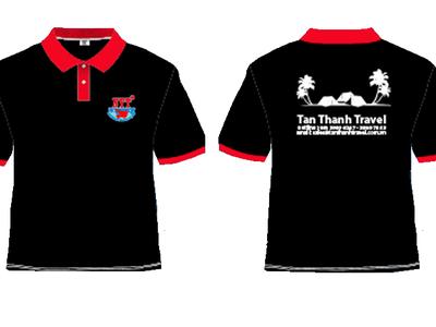 May áo thun đồng phục công ty giá rẻ tại TPHCM 8