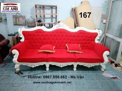 Ghế Sofa Cổ Điển Châu Âu - Mẫu Sofa Cổ Điển Đẹp Tân Phú Tân Bình 12