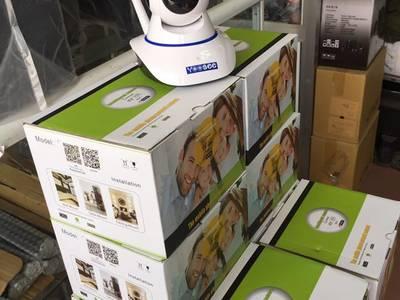 Camera Yoosee xoay 360 độ, đàm thoại 2 chiều 4