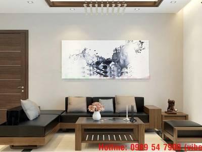 Sofa gỗ hiện đại tphcm. Sofa gỗ nệm 15