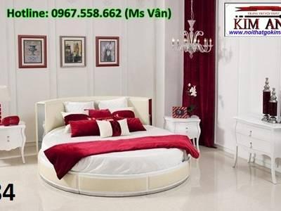 Giường tròn giá rẻ   xưởng làm giường ngủ hình tròn cao cấp giao hàng toàn quốc 7