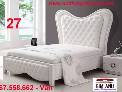 Giường ngủ bọc vải   xưởng làm giường bọc nệm cao cấp sang trọng rẻ đẹp 6