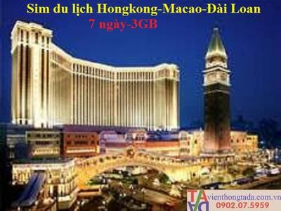 Sim 3G/4G du lịch Trung Quoc -Hongkong-Macao-Đài Loan 4
