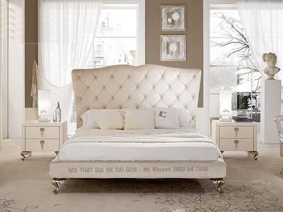 Giường ngủ tân cổ điển cao cấp 0