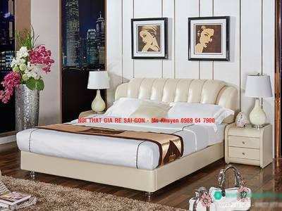 Giường ngủ tân cổ điển cao cấp 6