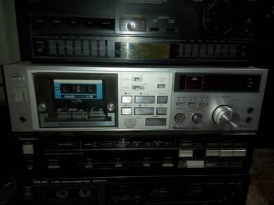 Bán Cassette Tape Deck  đầu câm xịn Nhật 16