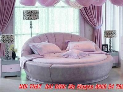Nơi bán giường tròn cho khách sạn uy tín, chất lượng. Giường tròn giá tốt nhất thị trường 0