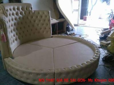 Nơi bán giường tròn cho khách sạn uy tín, chất lượng. Giường tròn giá tốt nhất thị trường 6