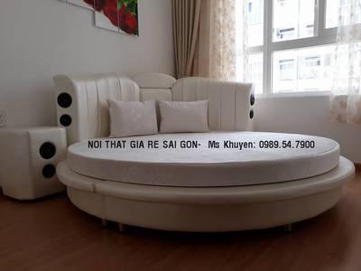 Nơi bán giường tròn cho khách sạn uy tín, chất lượng. Giường tròn giá tốt nhất thị trường 7
