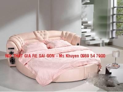 Nơi bán giường tròn cho khách sạn uy tín, chất lượng. Giường tròn giá tốt nhất thị trường 9