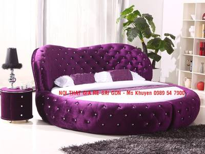 Nơi bán giường tròn cho khách sạn uy tín, chất lượng. Giường tròn giá tốt nhất thị trường 12