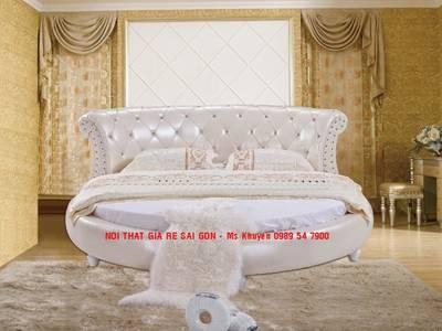 Nơi bán giường tròn cho khách sạn uy tín, chất lượng. Giường tròn giá tốt nhất thị trường 17