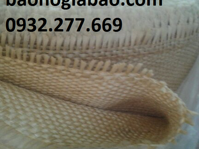 Vải thủy tinh chống cháy dạng cuộn , dạng tấm 1