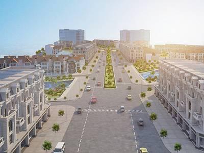Lô liền kề 14-49 dự án Kỳ Đồng Dragon City 1