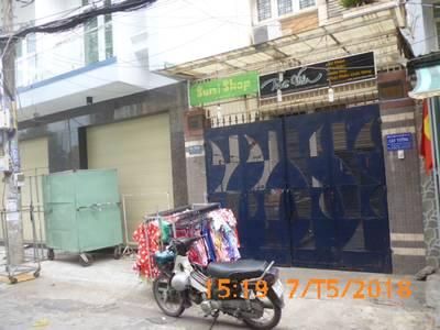 Bán nhà mặt tiền bên hông chợ Hạnh Thông Tây, Quang Trung, Gò Vấp, khu kinh doanh sầm uất 0