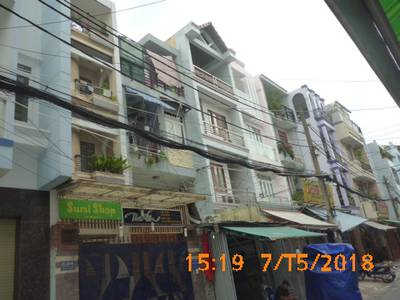 Bán nhà mặt tiền bên hông chợ Hạnh Thông Tây, Quang Trung, Gò Vấp, khu kinh doanh sầm uất 3