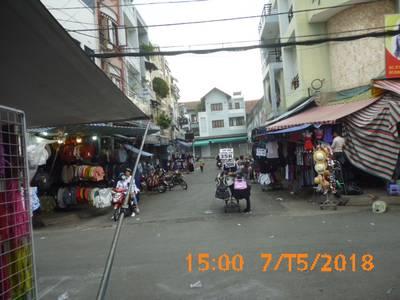 Bán nhà mặt tiền bên hông chợ Hạnh Thông Tây, Quang Trung, Gò Vấp, khu kinh doanh sầm uất 13