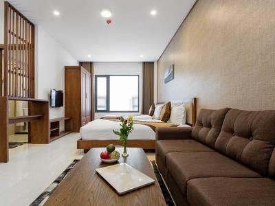 Căn hộ Studio 2 giường, khu An Thượng - A475 0