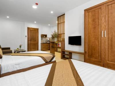 Căn hộ Studio 2 giường, khu An Thượng - A475 3