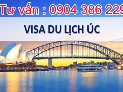 Mẫu đơn xin visa ÚC ONLINE tại Visa Greencanal Travel 1