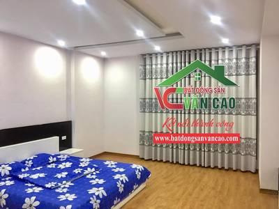 Cho thuê nhà 3 tầng Văn Cao 12tr/ tháng tiện nghi đầy đủ khách chỉ việc đến ở 7