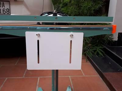 Máy hàn túi ni lông công nhiệp PSF 650 / máy hàn túi bạc dập chân / máy ép túi ny lông dập chân 6