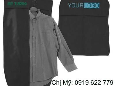 Túi vải không dệt bảo vệ áo vest, áo đầm từ Mỹ Tường 1