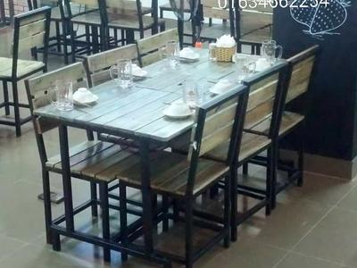 Bàn ghế nhà hàng quán ăn giá rẻ . tại hà nội 17